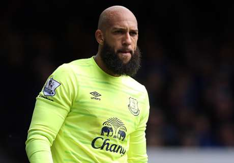 Howard to receive Goodison farewell