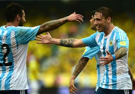 Colombie-Argentine 0-1, résumé du match