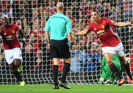 El United sigue de racha de la mano de Mou