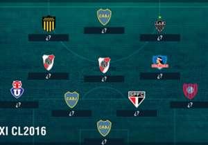 A Libertadores desta temporada chegou ao fim e Goal elege os jogadores que mais decepcionaram na competição. Confira!