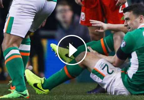 ► La fractura del irlandés Coleman