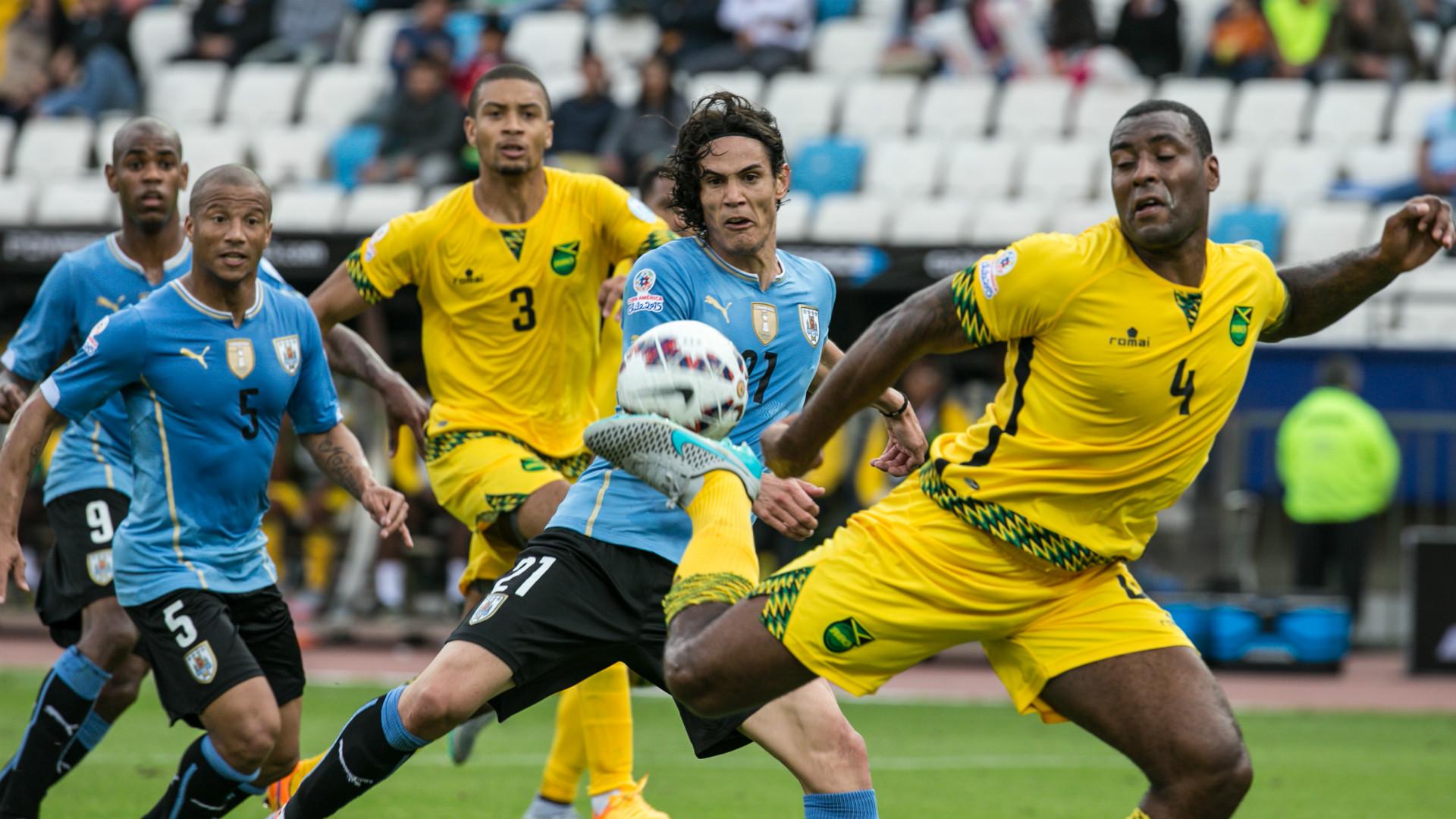 Постер к новости Уругвай – Ямайка – 1:0