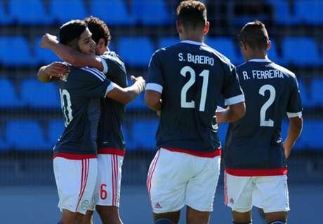 El Sub 20 guaraní arrancó ganando