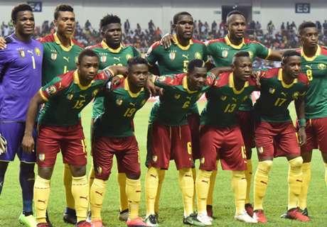 Así juega Camerún, rival de Chile