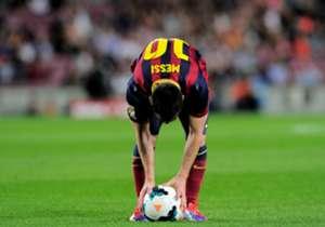 Leo le hizo un golazo de pelota parada al Celta. Goal te trae un repaso por los más lindos de una colección que se hace cada vez más grande. ¿Este entra?