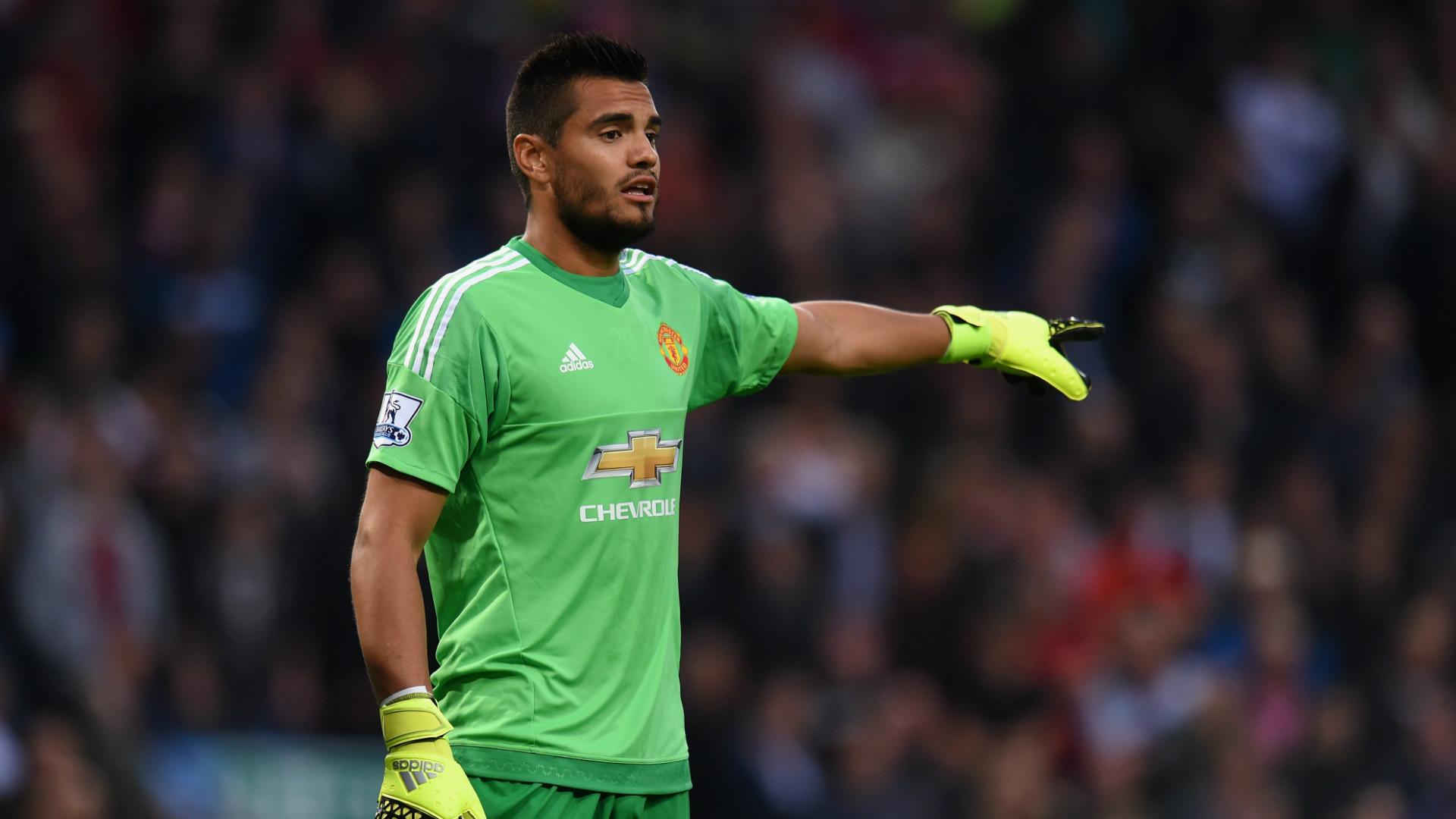 Sergio Romero renovó con el Manchester United