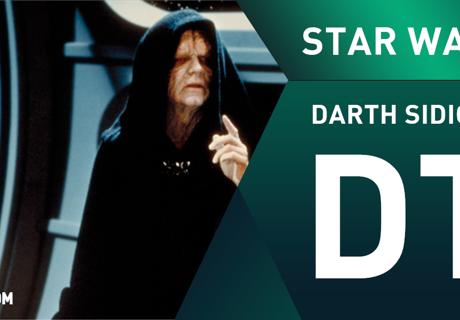 El XI del Lado Oscuro en Star Wars