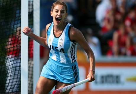 Hockey legend Aymar: Give Messi time