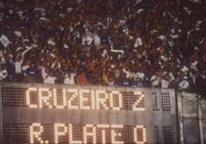 En la ida, jugada en Belo Horizonte, el local ganó por los goles de Paulo Roberto, de penal, y Diego Cocca, en contra.