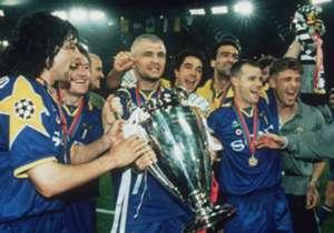 Meski underdog, Juve sukses raih gelar Liga Champions 1995/96