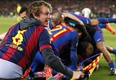 Sancionan a Barcelona por un argentino