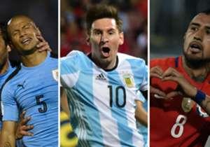 Un repaso por los países que más fuerte se hacen cuando juegan en casa.