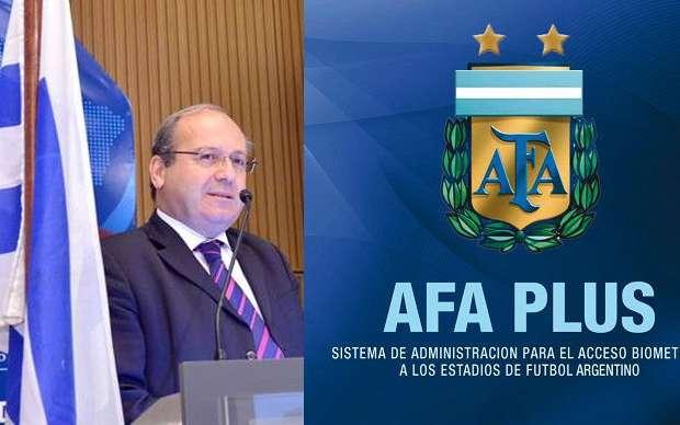 Oscar Ojeda es el nuevo director de AFA Plus.