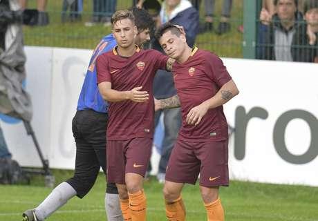16-0 de Roma con dos de Iturbe
