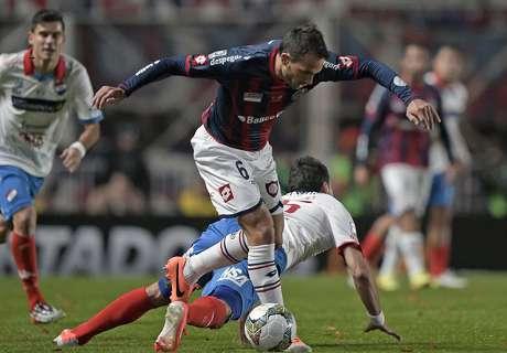 San Lorenzo Rengkuh Copa Libertadores