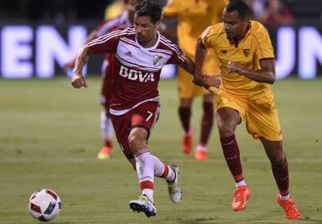 Amistoso: River Plate 1-3 Sevilla