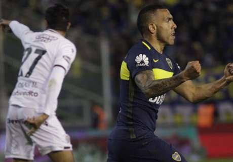 Boca es Tevez y Tevez es Boca