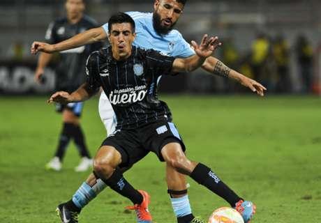 Libertadores: Sp. Cristal 0 x 2 Racing