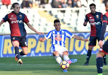 Genoa y diez juegos sin ganar