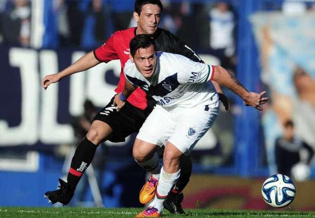Vélez y Newell's no se sacaron ventajas y así, River es el único puntero.