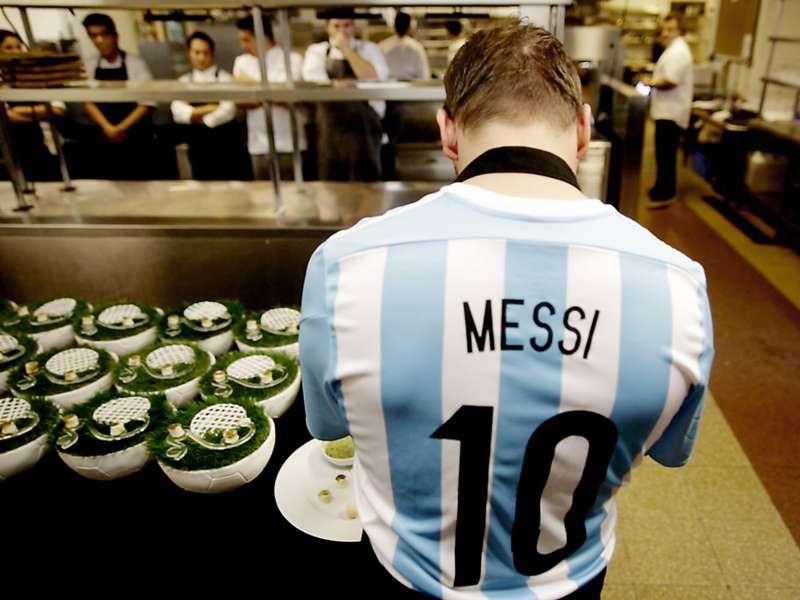 """¿Qué gusto tiene un """"Gol de Messi""""?"""