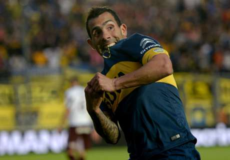 Tevez 'show', Boca in finale di Coppa