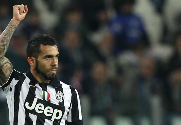 Juventus 2-0 Empoli: Tevez thumps home indirect free kick in victory