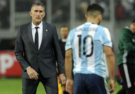 Brazil's coaches way behind Argentina