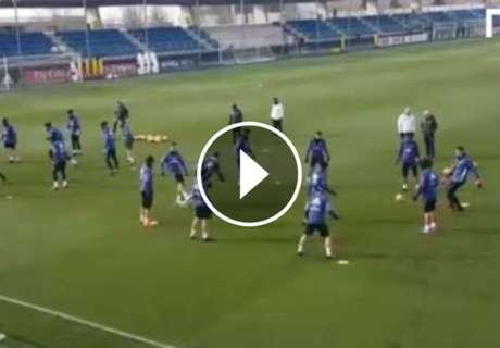VIDEO: ¡Ronaldo trollea a Coentrao y Danilo!