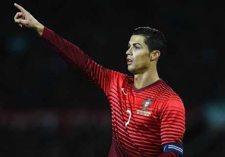 Portugal y CR7 reciben a Serbia