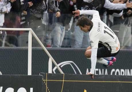 Briga pela artilharia da Arena Corinthians