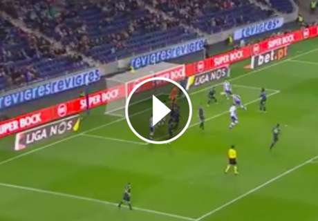 ► Herrera, figura en el triunfo del Porto