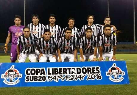 Libertadores Sub-20: Ganó Libertad