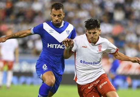 ► Vélez 1-1 Huracán