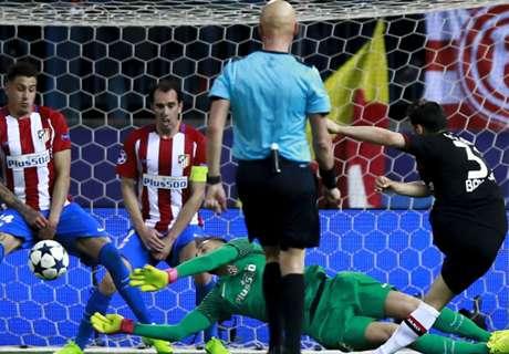 Oblak, clave en la clasificación del Atlético