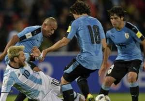 En la próxima fecha, Uruguay y Argentina se juegan todo.