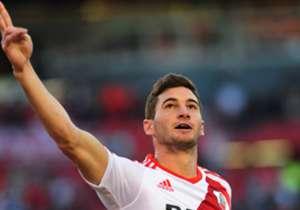 Lucas Alario, el 9 de River es una de las grandes figuras del fútbol argentino, que además está sumando participación en la Selección. A continuación, el detalle de todos los goles