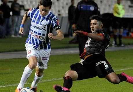Argentina: Godoy Cruz 1-3 Colón