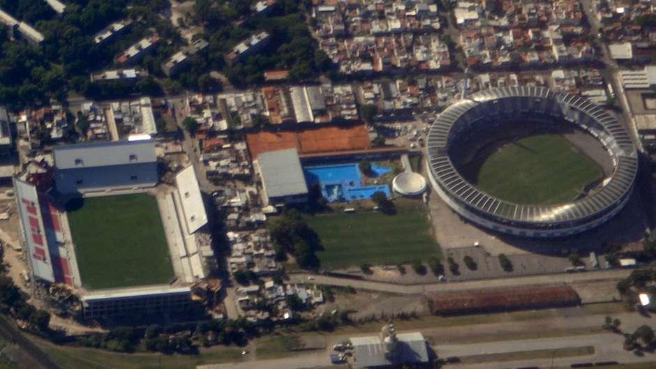 Independiente racing avellaneda stadiums for Puerta 20 estadio racing