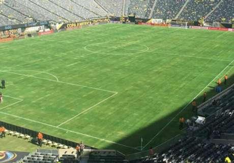 El impresentable estado del MetLife Stadium