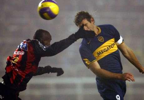Grandes remontadas en la Libertadores