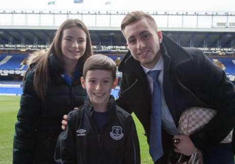 El conmovedor gol del mes del Everton