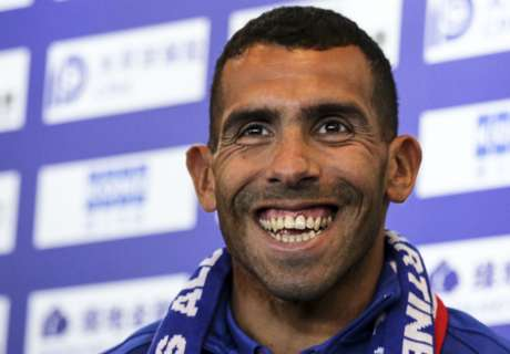 Tevez: I'm not world's best-paid player