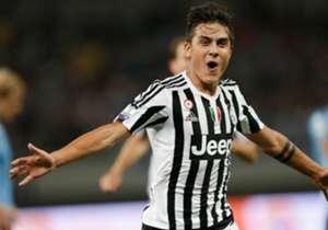 Paulo Dybala | Argentina | De Palermo a Juventus por 35,79 millones de dolares.