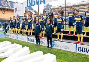 El Xeneize se reforzó con 11 jugadores (y puede llegar alguno más) que bien podrían ser un equipo titular en cualquier club del fútbol argentino.