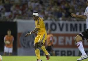 En esta Libertadores, River anotó un gol en el 6.4% de los remates que intentó cuando jugó como local, mientras que Tigres de visitante marcó en el 20.4% de los suyos.
