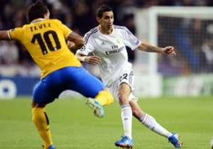 Los últimos cruces se dieron en 2013. Por el Grupo B, Real Madrid volvió a ganarle a Juventus en el Bernabéu. Esta vez por 2-1 con un Di María espectacular y un Cristiano Ronaldo infalible.