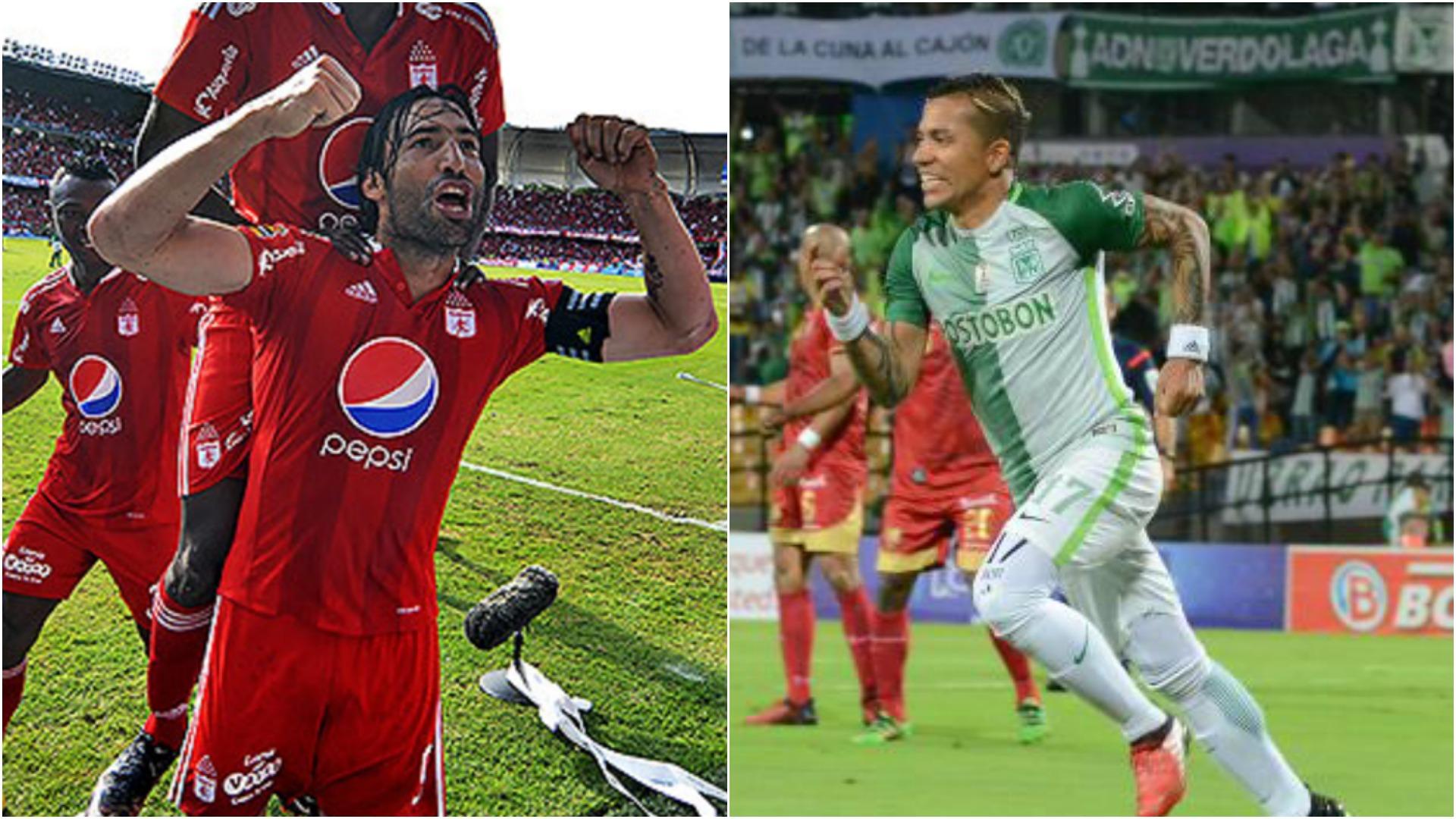América - Nacional, ¿el verdadero clásico colombiano?   Goal.com