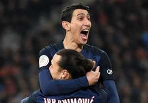 Ángel Di María brilla cada día más en un PSG que manda con una autoridad impactante en la Ligue 1. Esta vez el Fideo ser encargó de darle el triunfo a los parisinos sobre Olumpique de Marsella poniendo el 2-1 final.