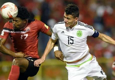 Tarjetero de México en la Eliminatoria